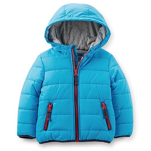 Amazon.com  Carter s Little Boys  Puffer Jacket (7 ec41b4f61