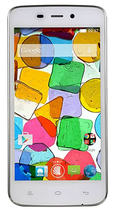 5 opinioni per NGM Dynamic Now Smartphone, 8 GB, Dual SIM, Bianco [Italia]