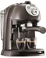 De'Longhi EC 201.CD.B Macchina per il Caffè, 15 bar, 1100W, colore Nero