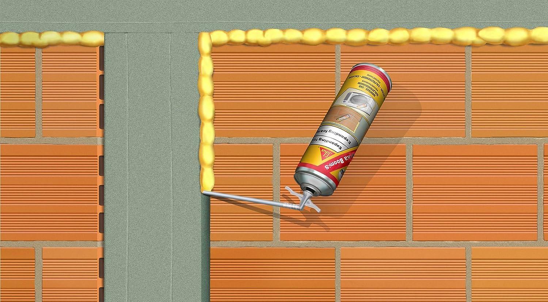 Sika 85666 Espuma de Poliuretano Blanco 750 cm³: Amazon.es: Bricolaje y herramientas