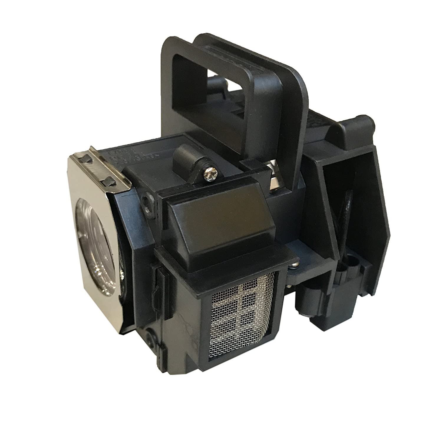 Level Filament with Housing by ORILIGHTS for Epson ELPLP49 Replacement Lamp A