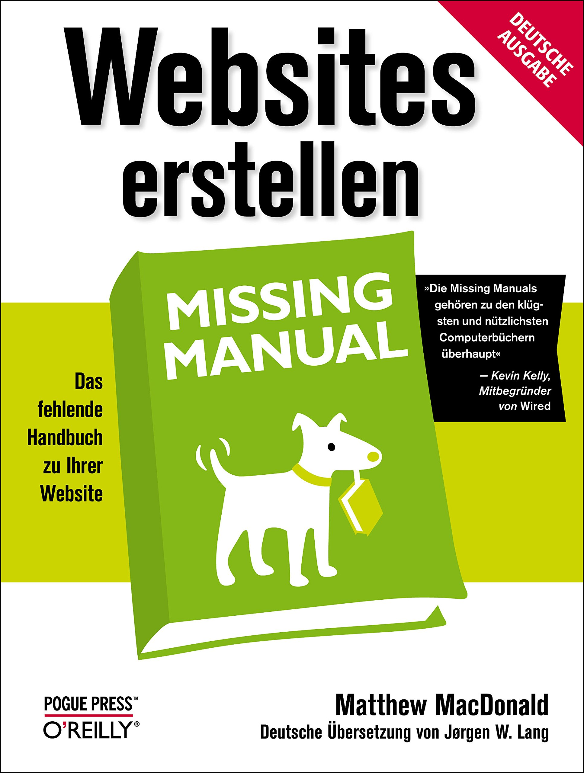Websites erstellen: Missing Manual