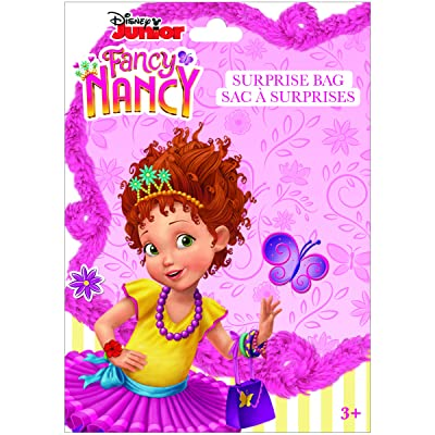 Fancy Nancy Mini Surprise Bag Age/Grade 3+: Toys & Games