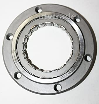 Shin Shineray arranque Piñón libre embrague jianshe 400 4 x 4 js400atv de 2 js183fmq Clutch ATV Quad: Amazon.es: Coche y moto