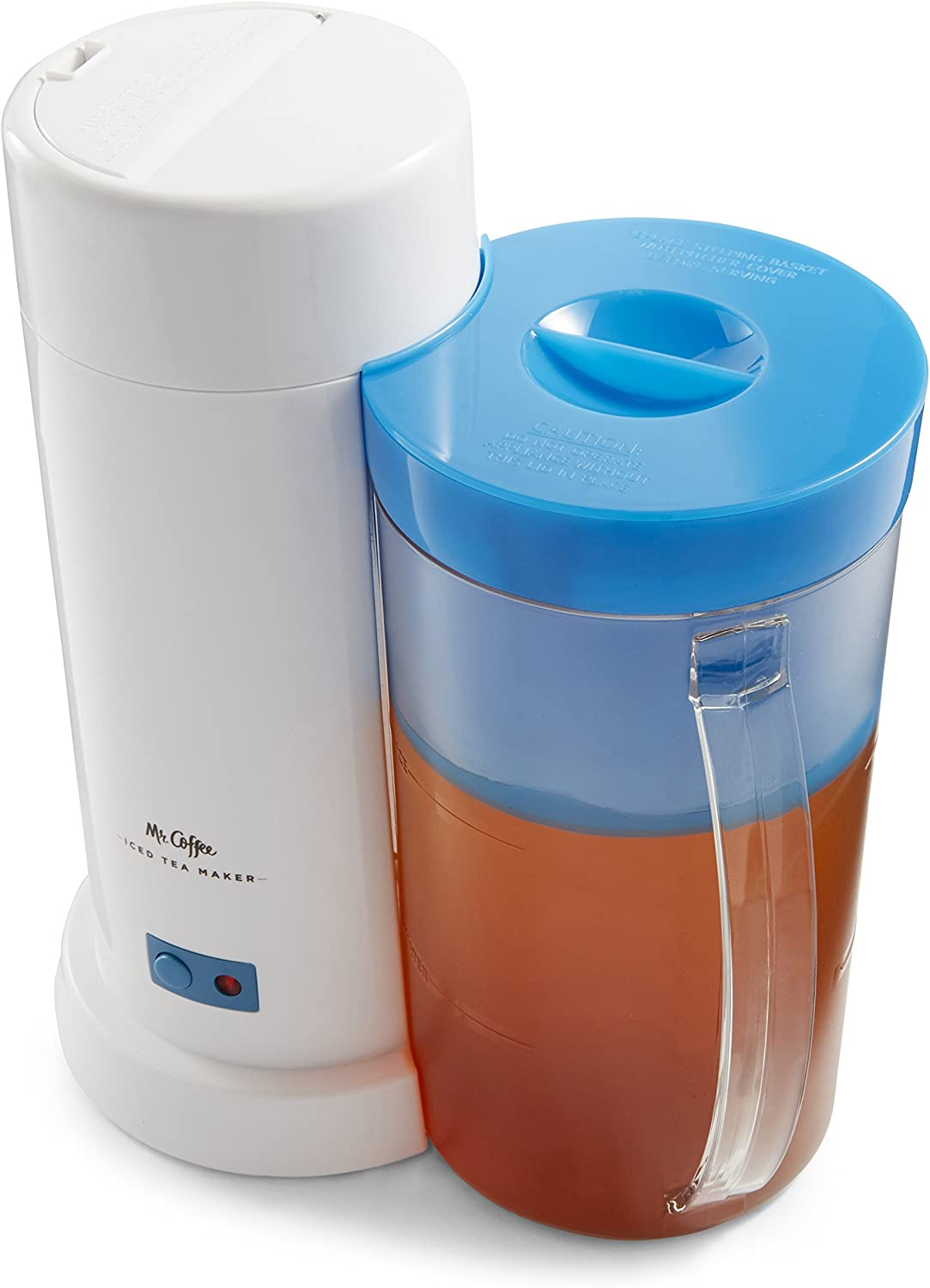 TM1TK Coffee Iced Tea Maker Gift Set With Tumblers and Spoons Mr