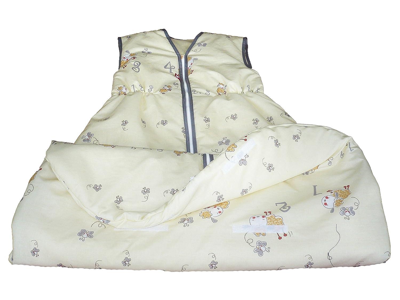 Linden 308482/Saco de dormir 60 cm beige