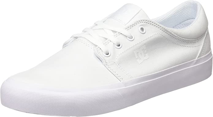 DC Shoes Trase TX Sneakers Herren Weiß