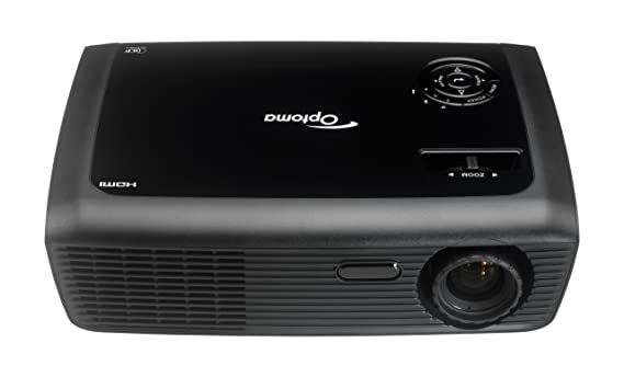 Optoma 95.8FF01GC3E - Proyector 3D 720, (720 pixels): Amazon.es ...