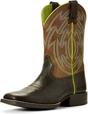 ARIAT Kid's Crossdraw Western Boot (12.5 Little Kid)