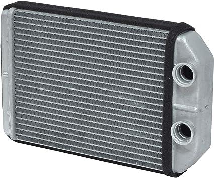 HVAC Heater Core-Heater Core Aluminum Front UAC HT 2019C
