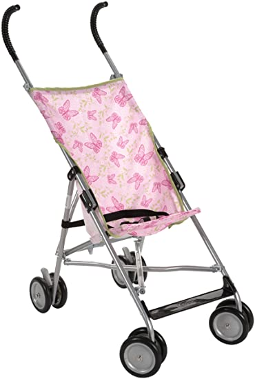 Amazon.com: Cosco Umbrella Stroller, Butterfly Dreams ...