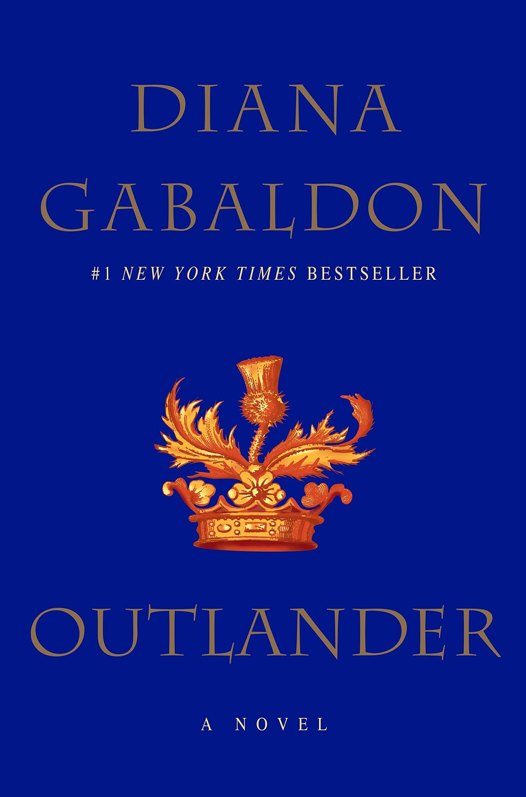 outlander order of books
