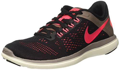 37244dc0db4a Nike Women s s WMNS Flex 2016 Rn Sneakers  Amazon.co.uk  Shoes   Bags