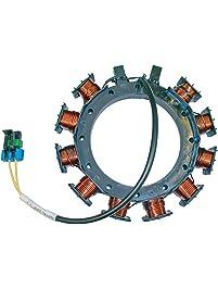 CDI Electronics 174-0001 Mercury/Mariner Stator - 3/4 Cyl. 16 Amp (2002-2008)