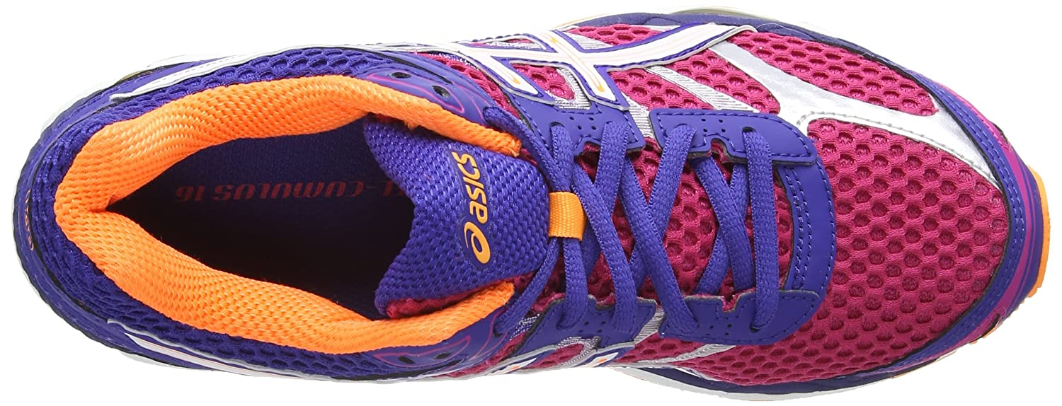 asics gel cumulus 16 rose