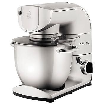 Fesselnd Krups KA402D Küchenmaschine, 5.5 Liters, Edelstahl