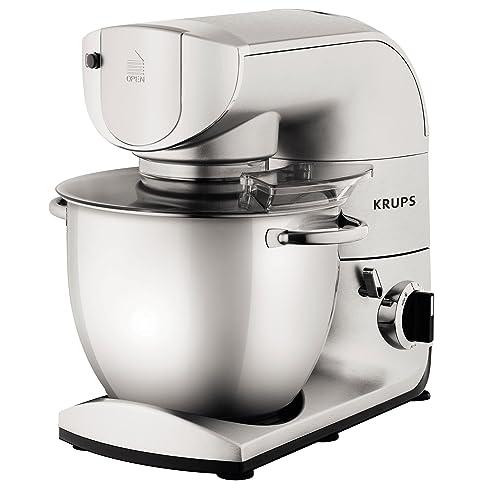 krups ka402d kchenmaschine 55 liters edelstahl - Kcheninnovationen Perfekter Kuchenmixer