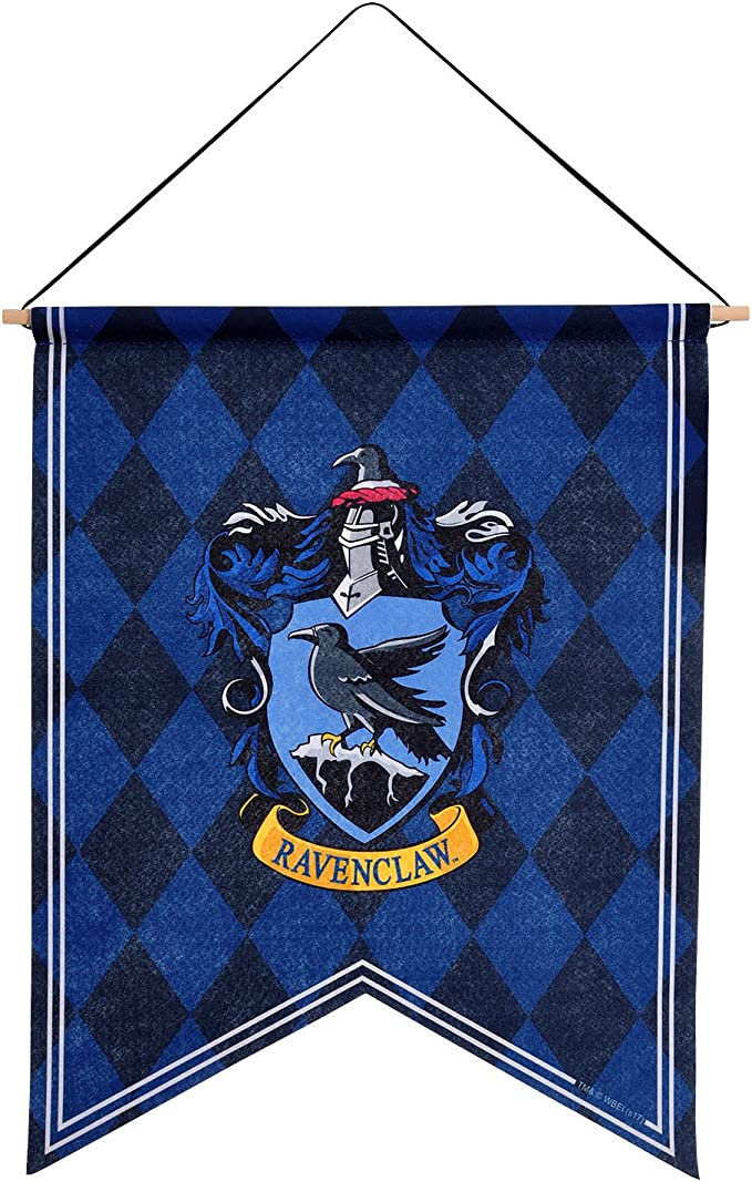 Bandera Estandarte Harry Potter RAVENCLAW 50x40cm.: Amazon.es: Juguetes y juegos