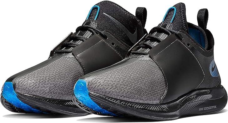 Nike Wmns Zoom Pegasus Turbo XX, Zapatillas de Deporte Interior para Mujer, Multicolor (Black/Black/Cobalt Blaze 004), 41 EU: Amazon.es: Zapatos y complementos