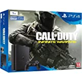 PlayStation 4 Slim (PS4) 1TB - Consola + COD: Infinity Warfare