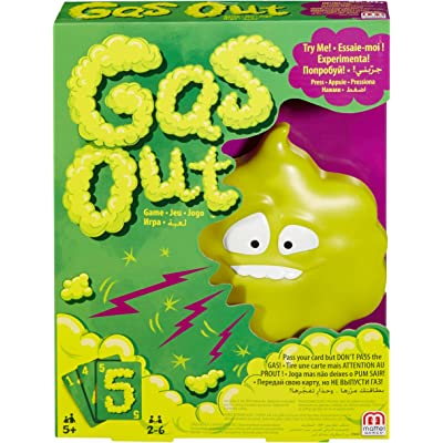 Juegos Mattel - Gas out, portugués (DHW40)