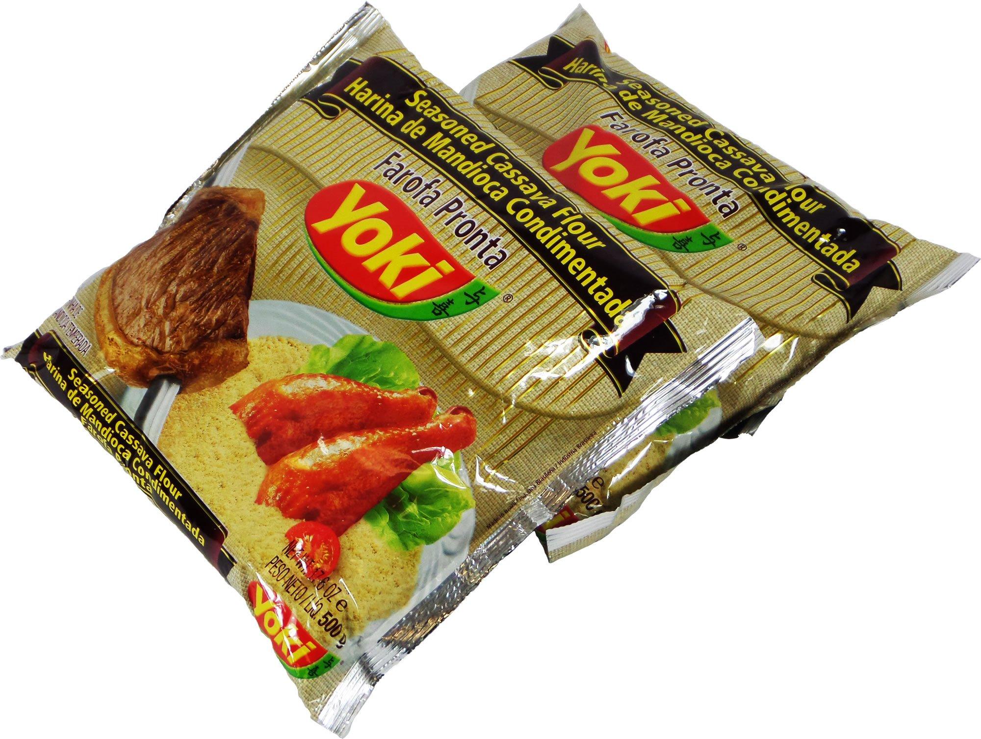 Amazon.com : Yoki Kimilho Flocão 500g : Grocery & Gourmet Food