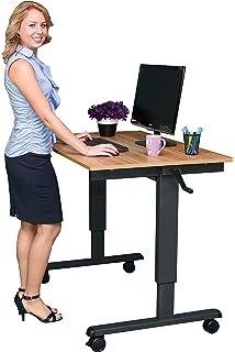 Popular Standing Computer Desk Model