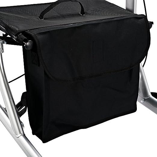 Amazon.com: Homcom – Andador plegable aluminio con Walker W ...