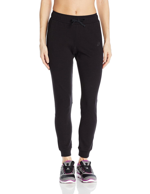 Performance Black Large ASICS Women's Jogger Pants