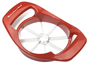 KitchenAid Apple Slicer/Corer, Red