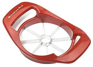 KitchenAid Apple Slicer/Corer, Red