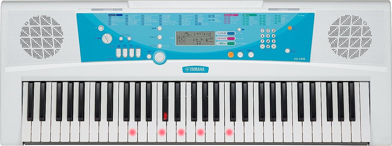 ヤマハ YAMAHA 電子キーボード PORTATONE ポータトーン EZ-J220   B0088WIHDY
