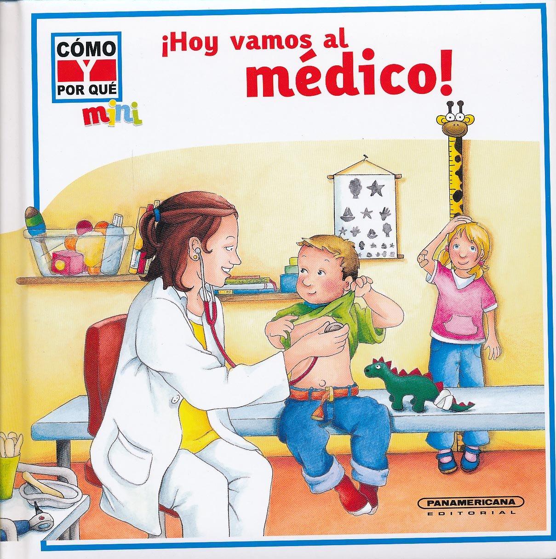 Download Hoy vamos al medico! (Como Por Que Mini) (Spanish Edition) pdf