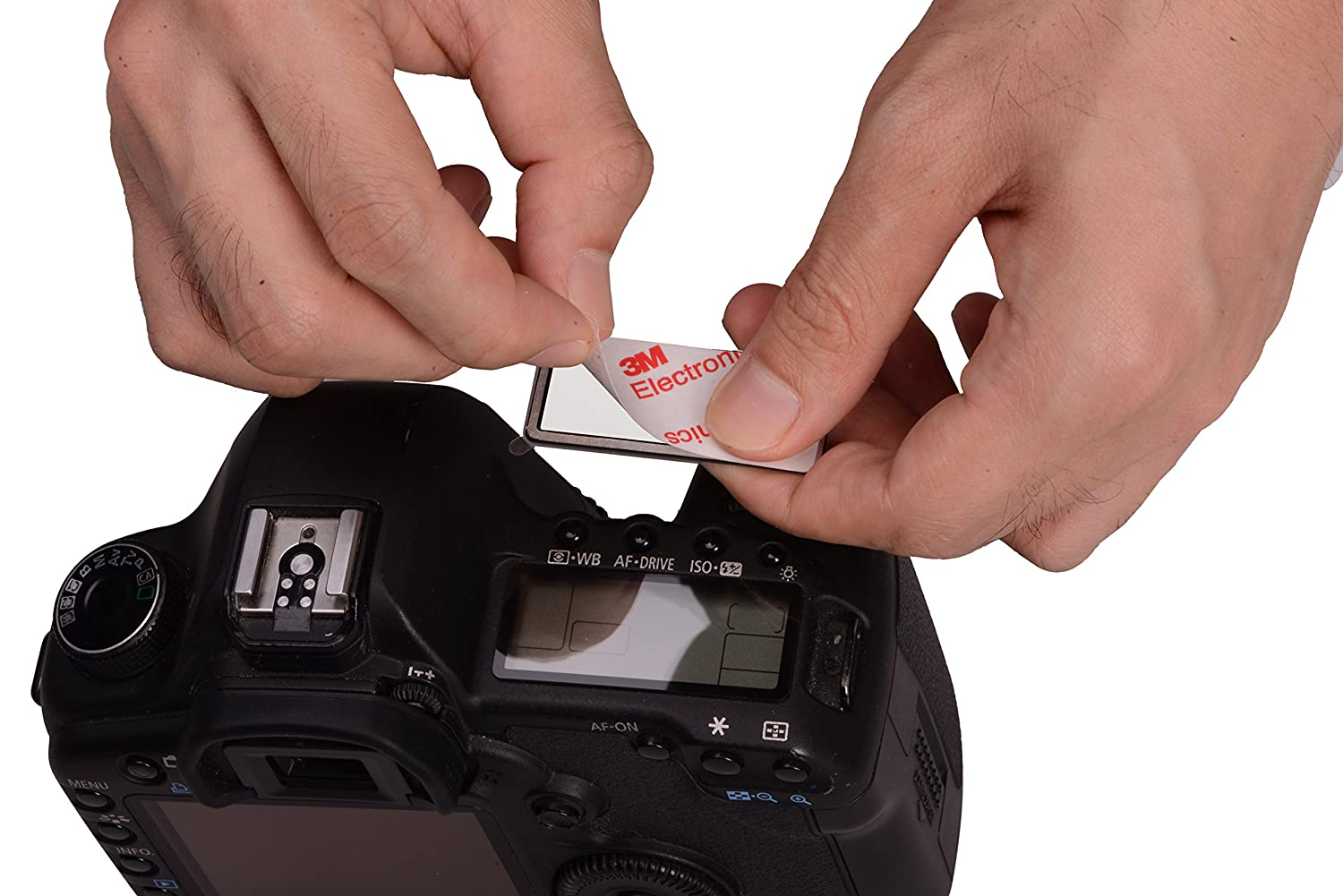 Rollei Pro Display Protection Scratch Resistant Shockproof Screen Protector for Nikon 5300//5500