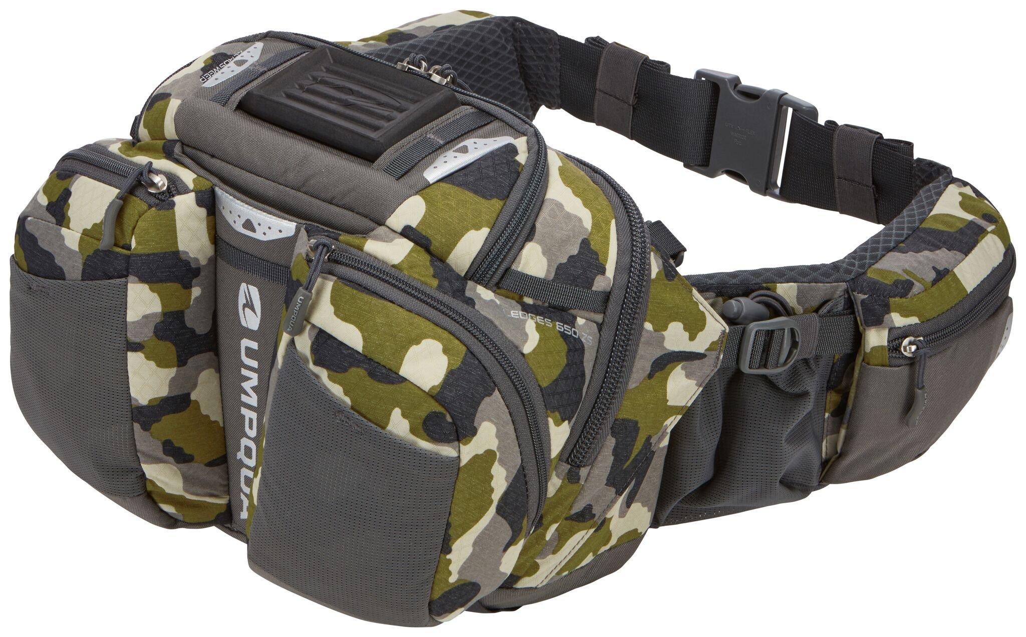 Umpqua Ledges 650 ZS Waist Pack - Camo by Umpqua