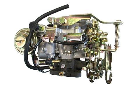 amazon com carburetor carb fit for toyota 2e tercel corsa starlet rh amazon com 1990 Toyota Corolla Owners Manual 1980 1.8 Toyota Corolla