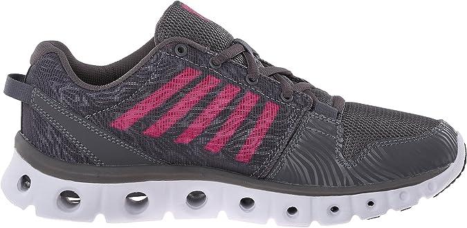 K-Swiss Zapatillas KS X Lite St CMF Gris/Frambuesa EU 36: Amazon.es: Zapatos y complementos