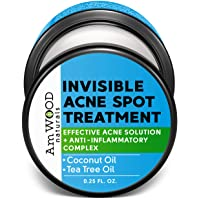 Acne Spot Treatment Cream - Made in USA - Fast-Acting Formula for Clearing Severe...