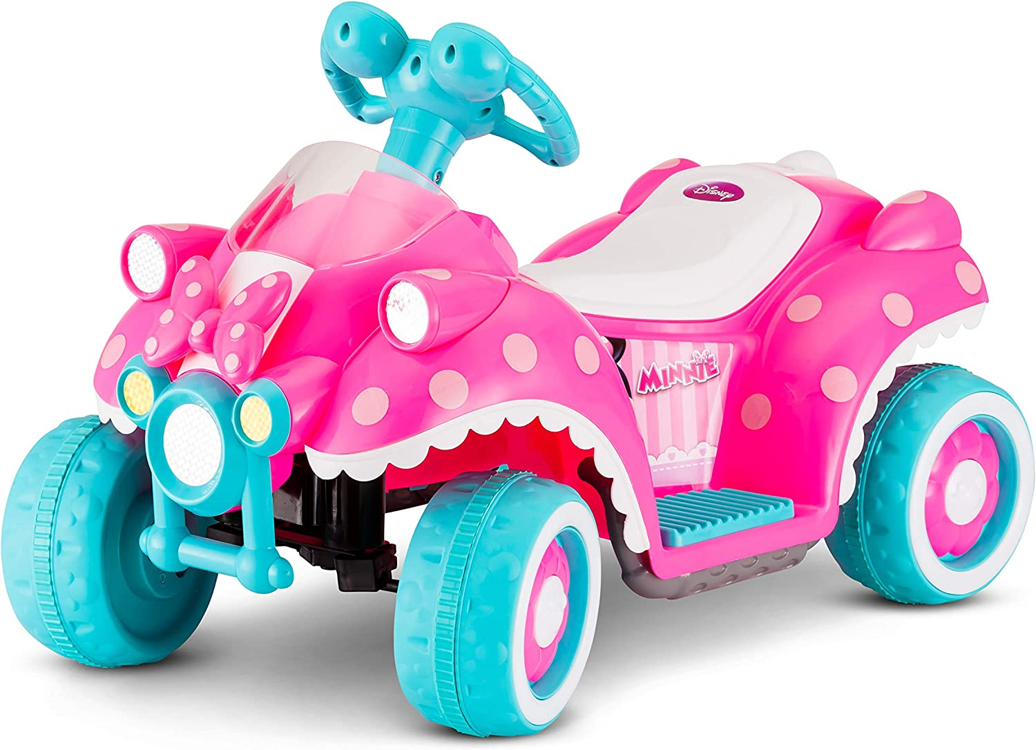 Toddler Minnie Mouse Ride On Toys by Kid Trax