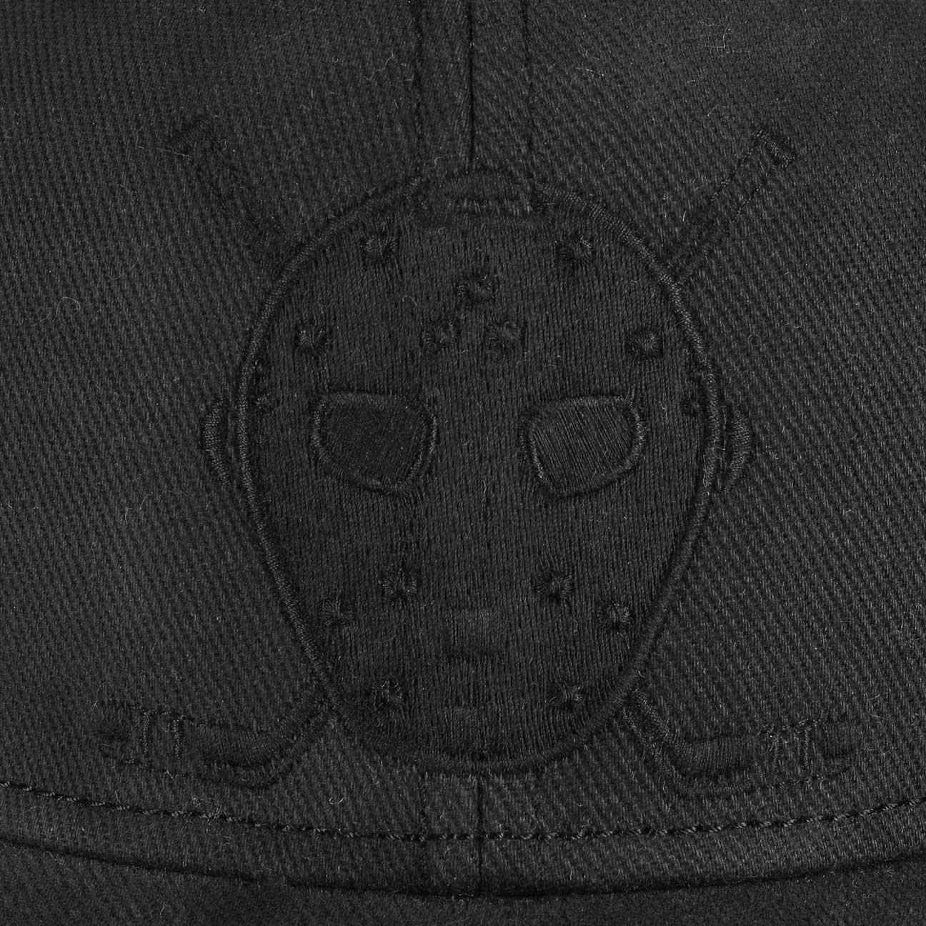 Stetson Cali Brushed Twill cap Uomo con Visiera Fodera Autunno//Inverno Berretto Baseball Cappellino Cotton Snapback
