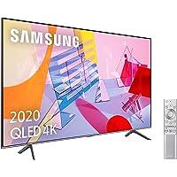 """Samsung QLED 4K 2020 50Q64T - Smart TV de 50"""" con Resolución 4K UHD, con Alexa Integrada, Inteligencia Artificial 4K…"""