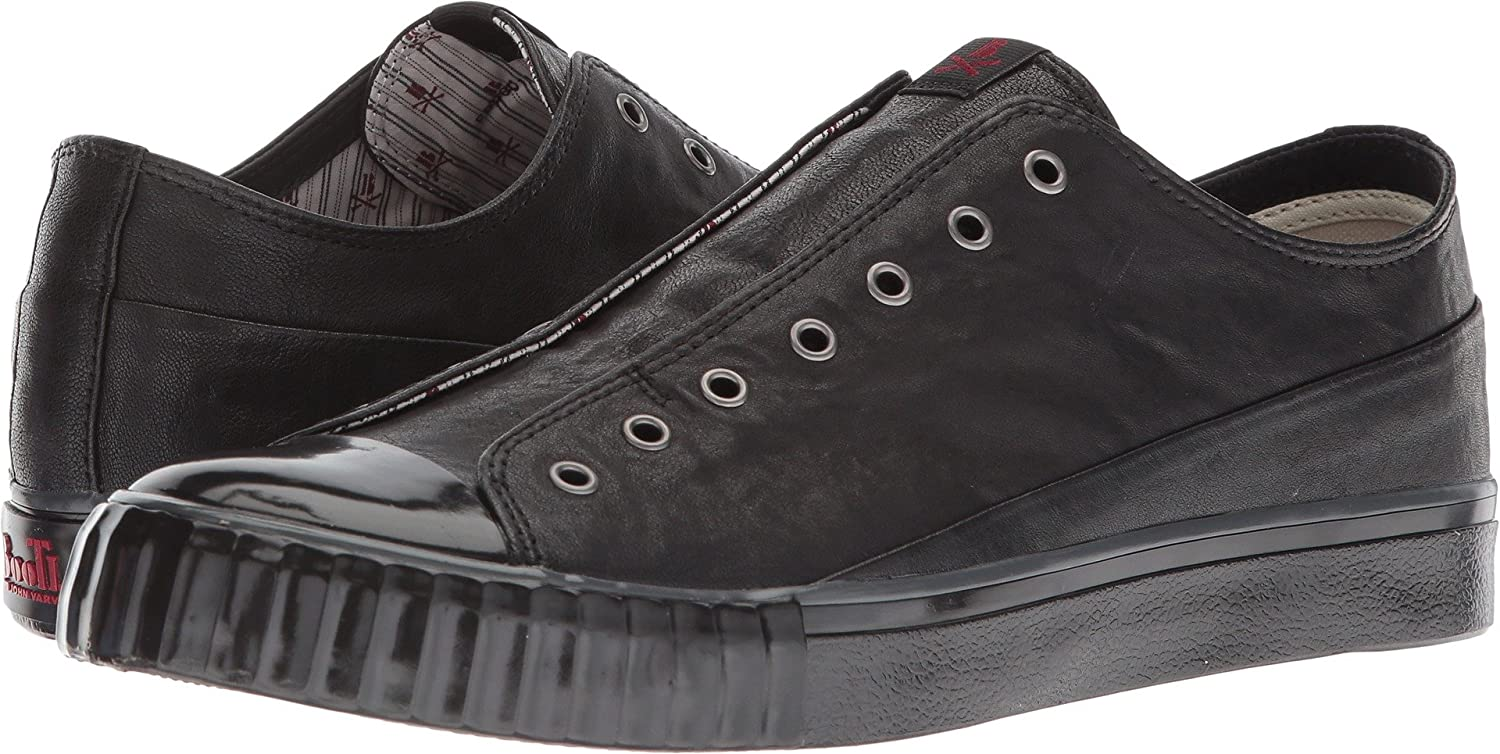 25fae5b54a0 Amazon.com  John Varvatos Mens Laceless Low Top  Shoes