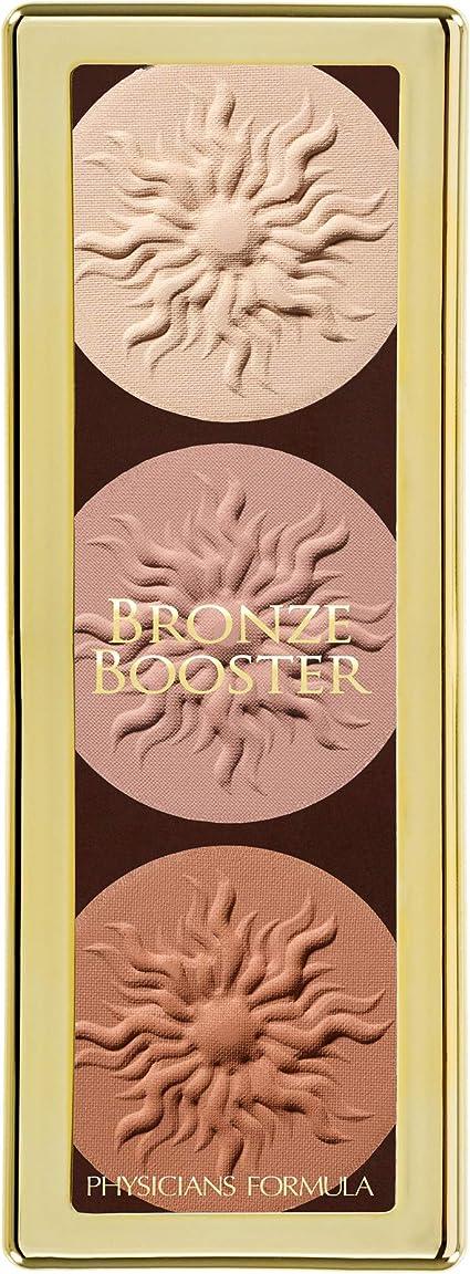 Physicians Formula - Bronze Booster Glow-Boosting Strobe and Contour Palette - Paleta de Correctores y Tonos de Contorno Mate - Brillo del Bronceado y ...