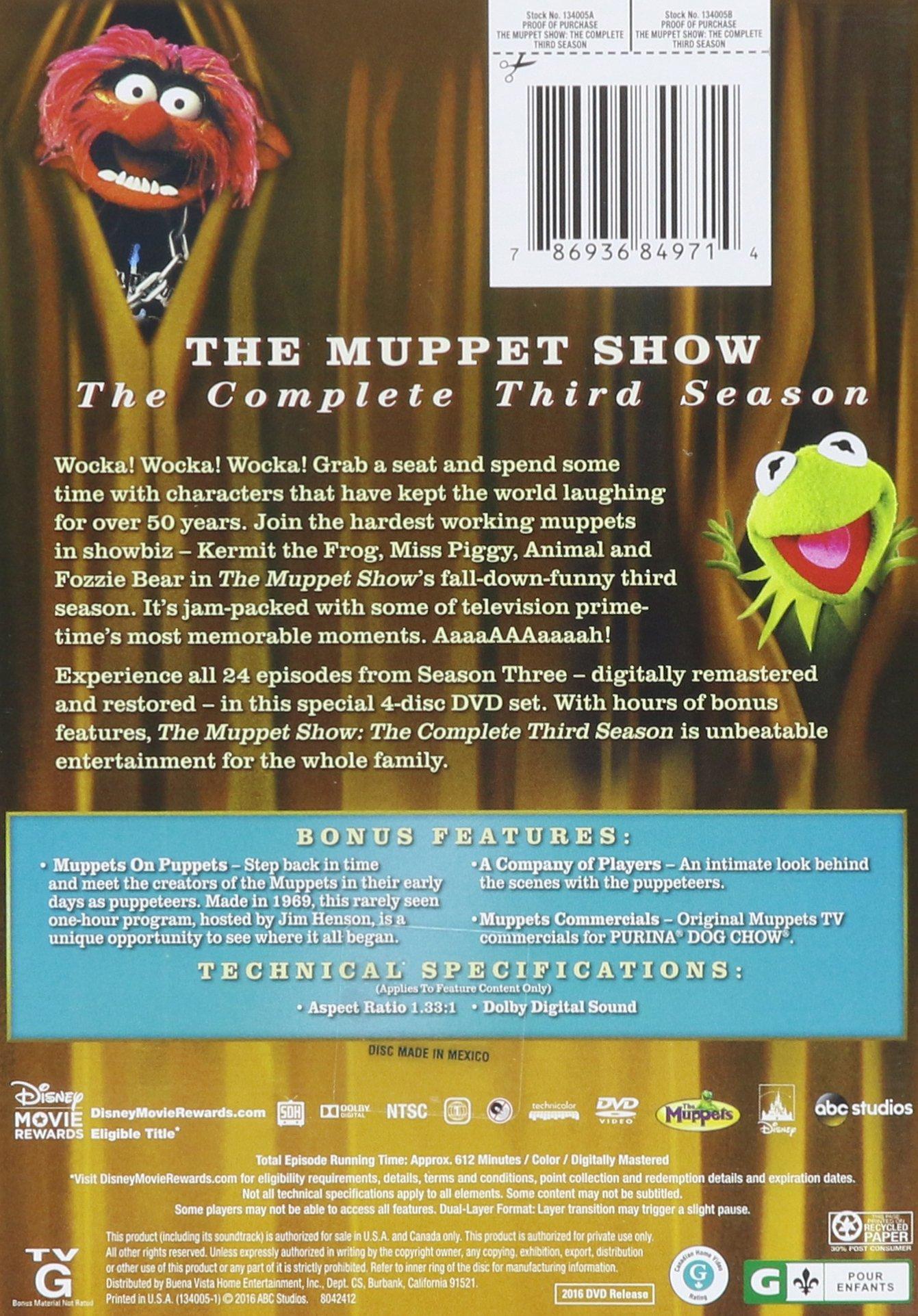 The Muppet Show: Season 3