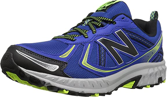5. New Balance Men's 410 V5 Cushioning Trail Running Shoe