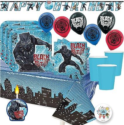 Amazon.com: Another Dreams Black Panther MEGA - Paquete de ...