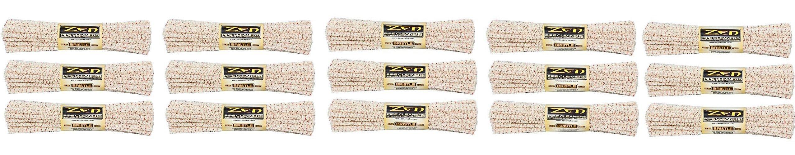 Zen Bundles Zen Pipe Cleaners Hard Bristle sYCPHA, 660 Count by Zen