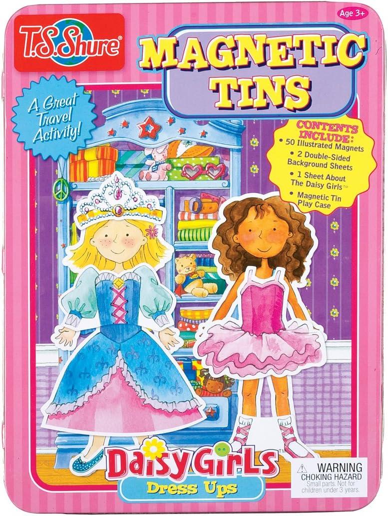 Amazon.es: Daisy Girls Magnetic Tin Set: Juguetes y juegos