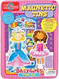 T.S. Shure Daisy Girls Magnetic Tin Playset
