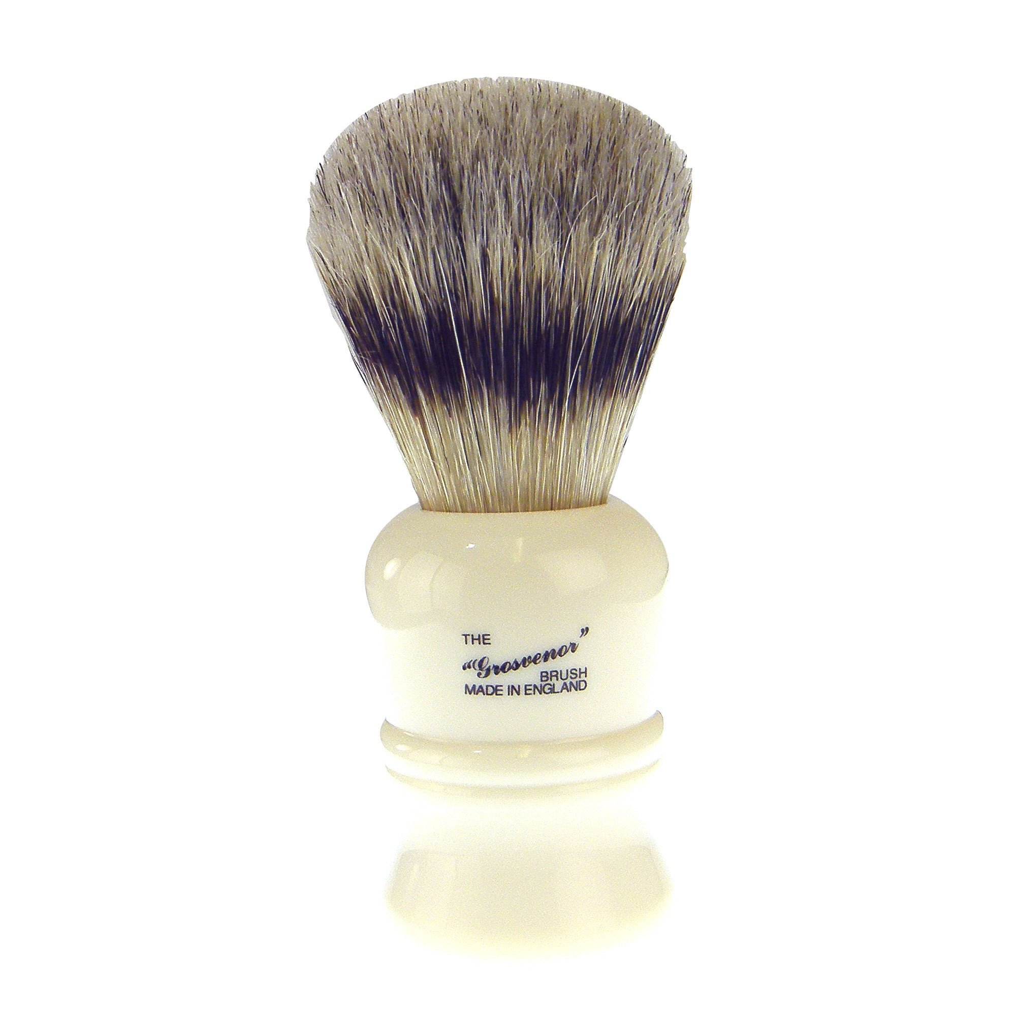 Progress Vulfix 404 Grosvenor Mixed Badger and Boar Bristle Shaving Brush product image